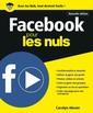 Couverture de l'ouvrage Facebook pour les nuls, nelle edition