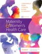 Couverture de l'ouvrage Maternity and Women's Health Care