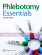 Couverture de l'ouvrage Phlebotomy Essentials