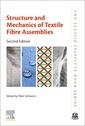 Couverture de l'ouvrage Structure and Mechanics of Textile Fibre Assemblies