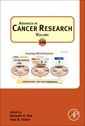 Couverture de l'ouvrage Advances in Cancer Research