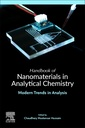Couverture de l'ouvrage Handbook of Nanomaterials in Analytical Chemistry