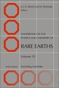 Couverture de l'ouvrage Handbook on the Physics and Chemistry of Rare Earths