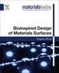 Couverture de l'ouvrage Bioinspired Design of Materials Surfaces