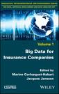 Couverture de l'ouvrage Big Data for Insurance Companies