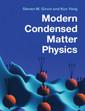 Couverture de l'ouvrage Modern Condensed Matter Physics