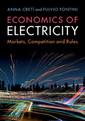 Couverture de l'ouvrage Economics of Electricity
