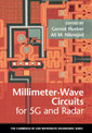 Couverture de l'ouvrage Millimeter-Wave Circuits for 5G and Radar