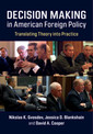 Couverture de l'ouvrage Decision-Making in American Foreign Policy