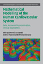 Couverture de l'ouvrage Mathematical Modelling of the Human Cardiovascular System