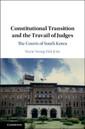 Couverture de l'ouvrage Political Transitions and the Travail of Judges