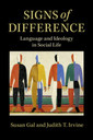 Couverture de l'ouvrage Signs of Difference