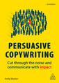Couverture de l'ouvrage Persuasive Copywriting