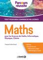 Couverture de l'ouvrage Maths