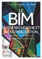 Couverture de l'ouvrage Le BIM entre recherche et industrialisation