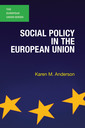 Couverture de l'ouvrage Social Policy in the European Union