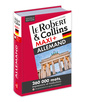 Couverture de l'ouvrage Dictionnaire Le Robert & Collins Maxi Plus Allemand