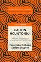 Couverture de l'ouvrage Paulin Hountondji