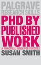 Couverture de l'ouvrage PhD by Published Work
