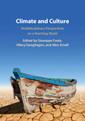 Couverture de l'ouvrage Climate and Culture