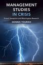 Couverture de l'ouvrage Management Studies in Crisis