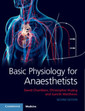 Couverture de l'ouvrage Basic Physiology for Anaesthetists