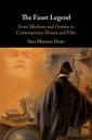 Couverture de l'ouvrage The Faust Legend