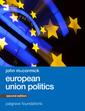 Couverture de l'ouvrage European Union Politics