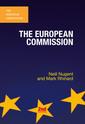 Couverture de l'ouvrage The European Commission