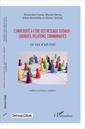 Couverture de l'ouvrage L'universite a l'ere des reseaux sociaux : logiques, relations, communautes - le cas d'ub-link