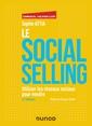 Couverture de l'ouvrage Le Social selling