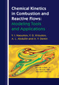 Couverture de l'ouvrage Chemical Kinetics in Combustion and Reactive Flows: Modeling Tools and Applications