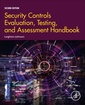 Couverture de l'ouvrage Security Controls Evaluation, Testing, and Assessment Handbook