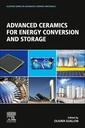 Couverture de l'ouvrage Advanced Ceramics for Energy Conversion and Storage