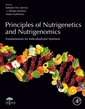 Couverture de l'ouvrage Principles of Nutrigenetics and Nutrigenomics