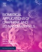 Couverture de l'ouvrage Biomedical Applications of Graphene and 2D Nanomaterials
