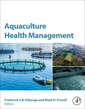 Couverture de l'ouvrage Aquaculture Health Management