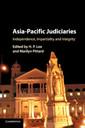 Couverture de l'ouvrage Asia-Pacific Judiciaries
