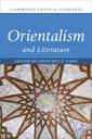 Couverture de l'ouvrage Orientalism and Literature