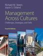 Couverture de l'ouvrage Management Across Cultures