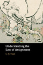 Couverture de l'ouvrage Understanding the Law of Assignment