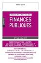 Couverture de l'ouvrage Revue française de finances publiques n°146 - mai 2019