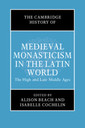 Couverture de l'ouvrage The Cambridge History of Medieval Monasticism in the Latin West: Volume 2