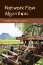 Couverture de l'ouvrage Network Flow Algorithms