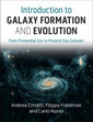 Couverture de l'ouvrage Introduction to Galaxy Formation and Evolution