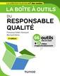 Couverture de l'ouvrage La boîte à outils du responsable qualité
