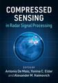 Couverture de l'ouvrage Compressed Sensing in Radar Signal Processing