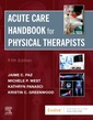 Couverture de l'ouvrage Acute Care Handbook for Physical Therapists