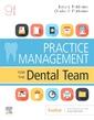 Couverture de l'ouvrage Practice Management for the Dental Team