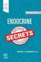Couverture de l'ouvrage Endocrine Secrets
